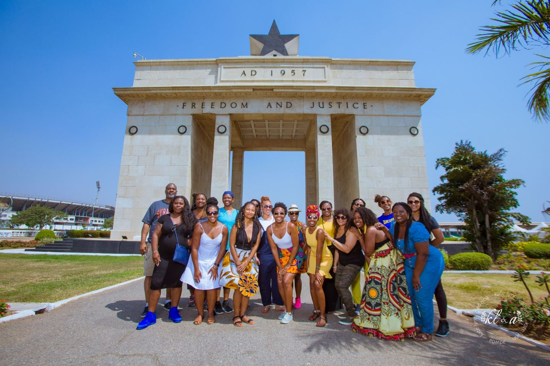 KLA GOES TO GHANA - Chale Wote Festival