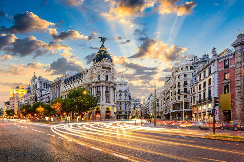 Madrid completo