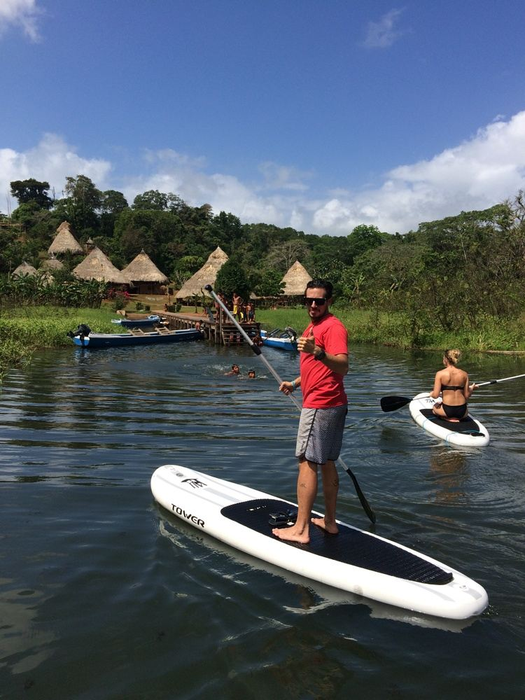 Tropical SUP Vacation and Yoga Retreat