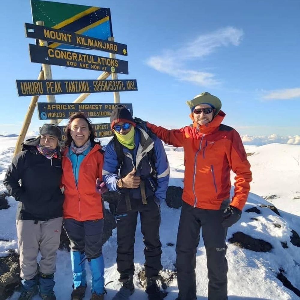Kilimanjaro trekking adventure 6 days Machame is thrilling