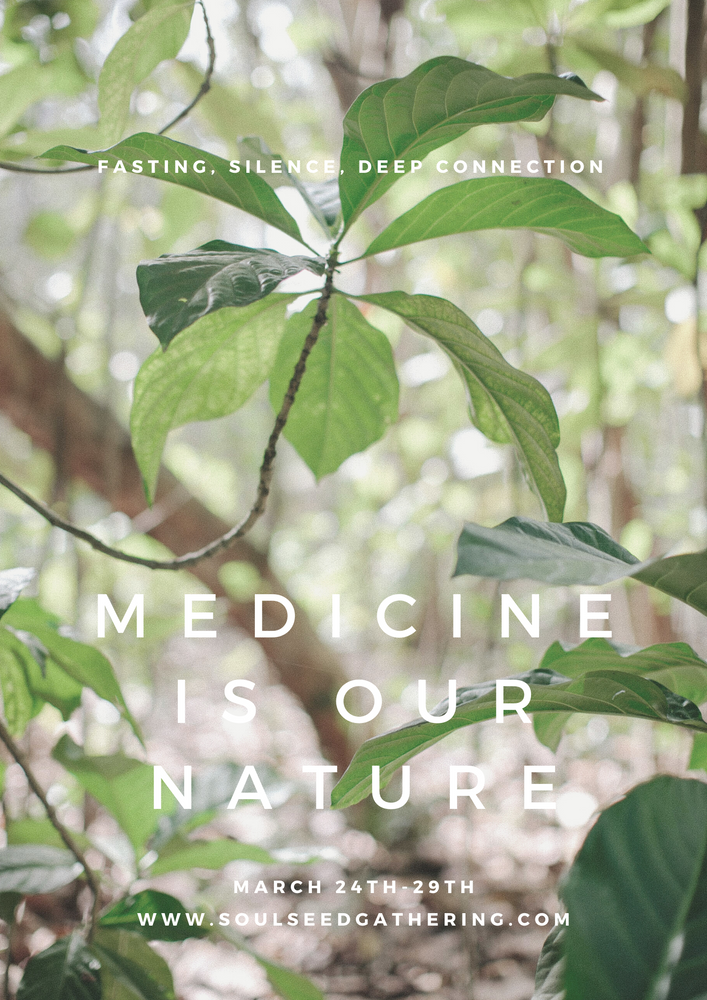 Medicine Is Our Nature