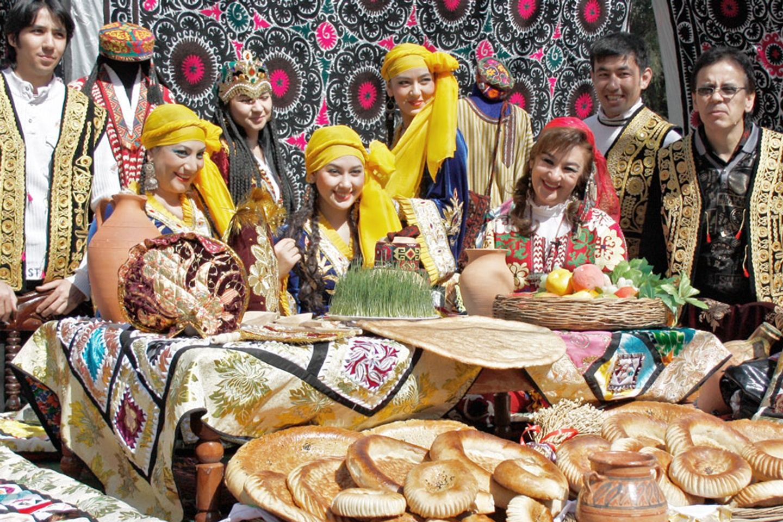 Navruz Festival in Uzbekistan