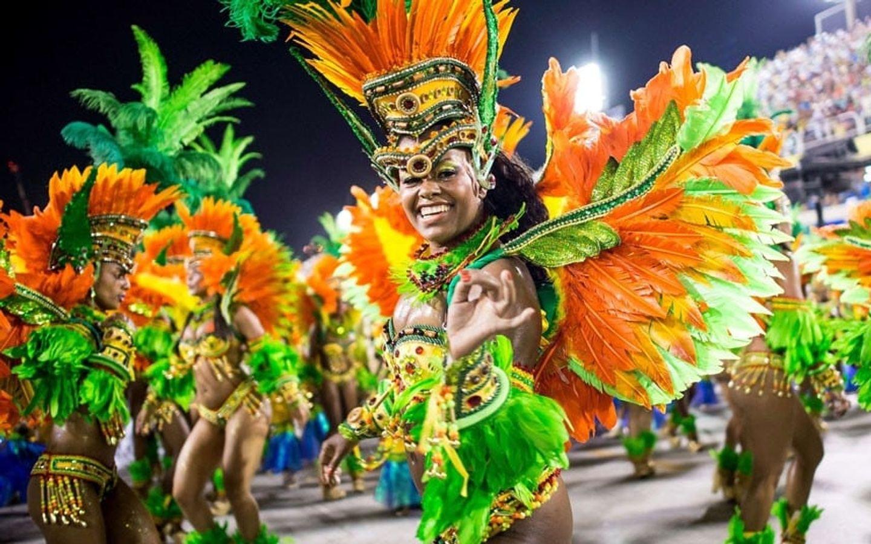 Carnival, Rio De Janeiro!