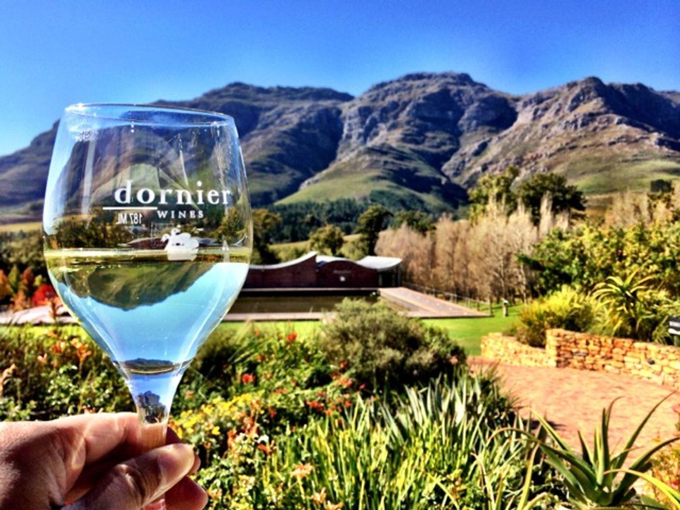 Cape Winelands Private Tour.