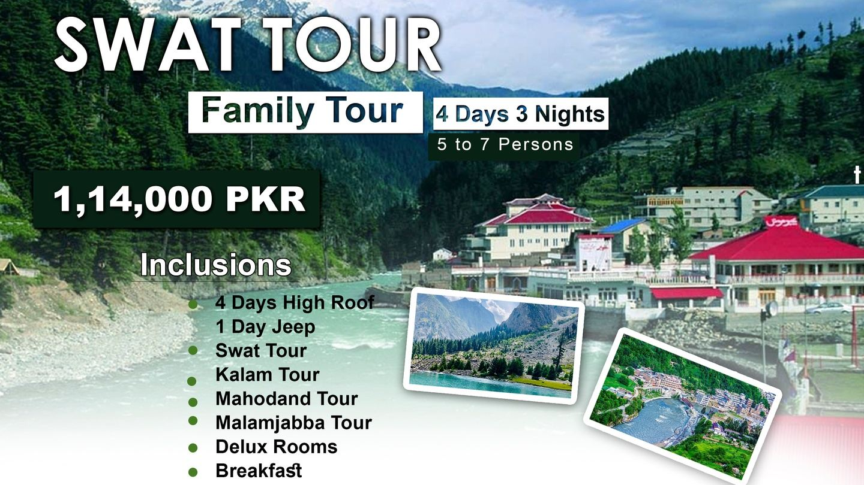 Swat valley tour