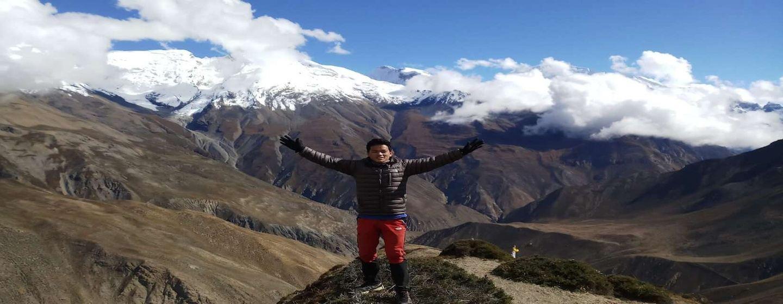 Manaslu Base Camp Trek in Nepal
