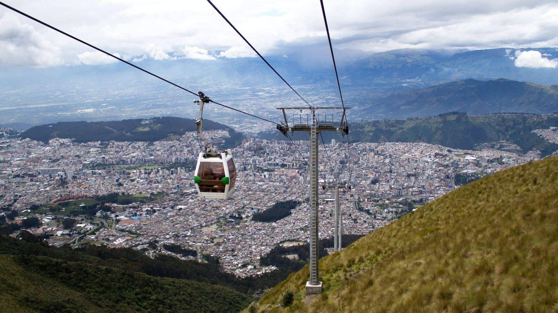 Quito City Tour + Teleferico + Mitad del Mundo