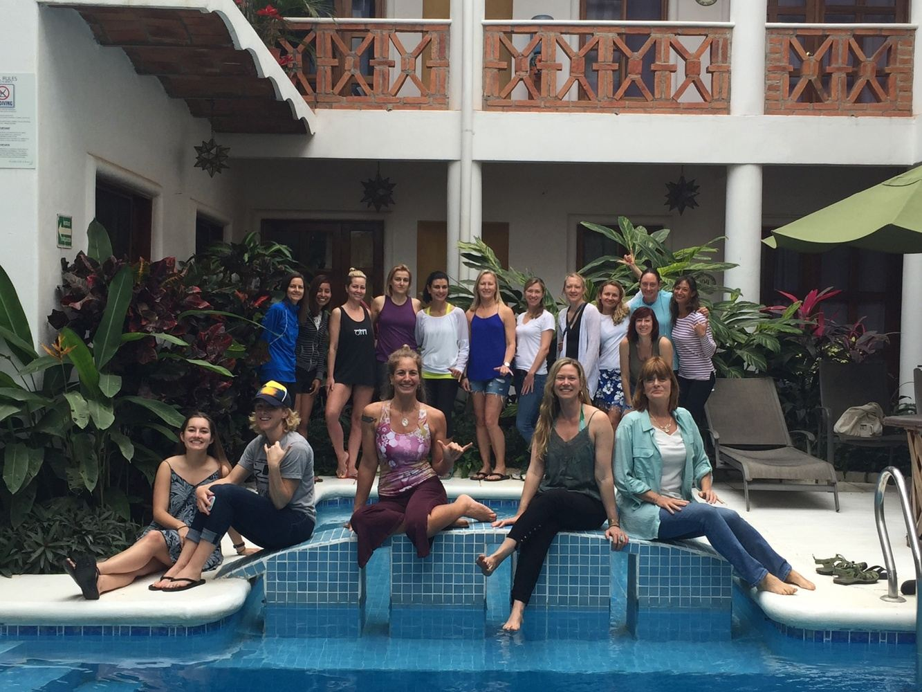 7 Day Yoga Surf Adventure for Women in Beautiful Sayulita, Mexico
