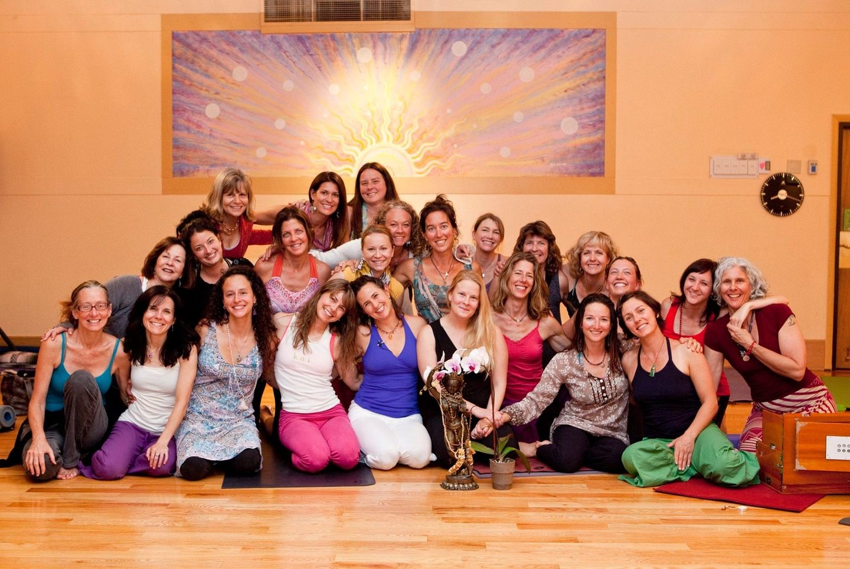 Raise Your Vibration- Yoga Teacher Training