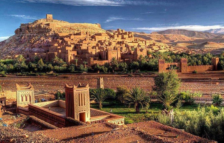 3 days from Fes to Erg Chebbi Desert