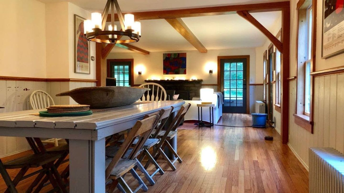 Spring Into Possibilities: A Weekend Retreat in the Berkshires