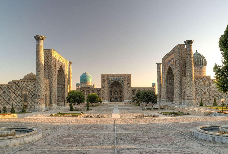 Samarkand Silk Road Adventure