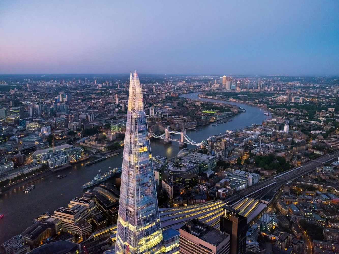Trip to visit London most popular Places