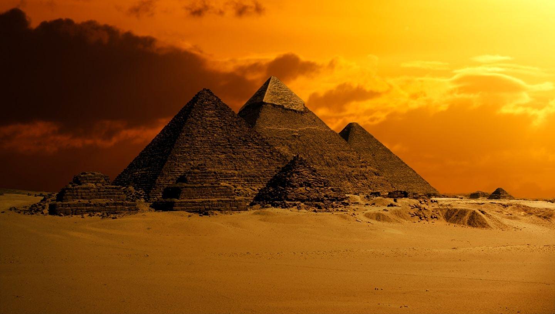 Egypt: Pyramids & Pharaohs