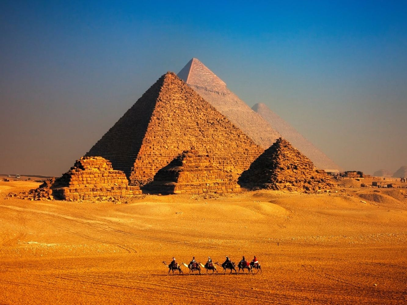 Explore Egypt with GST