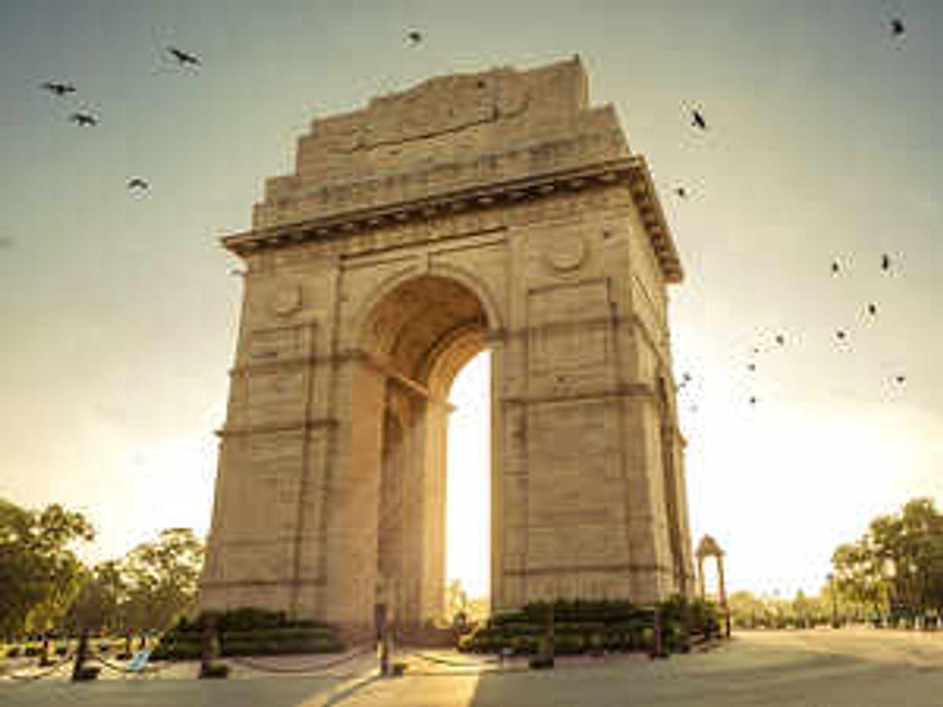 a royal delhi trip