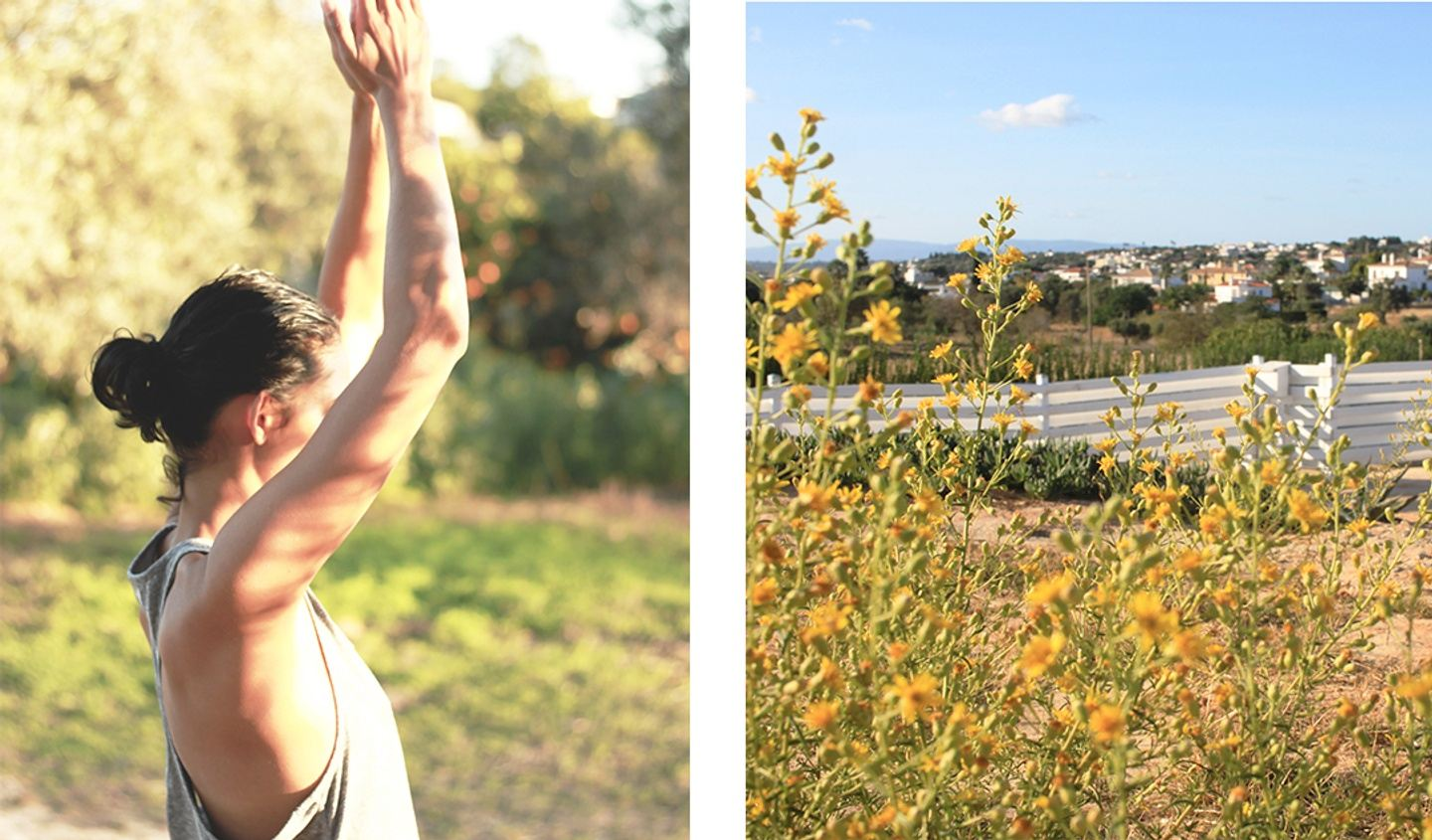 Relaxing Yoga Holiday in Algarve, Portugal