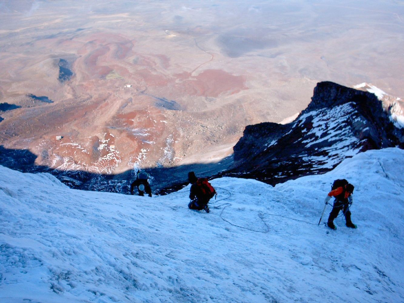 Andes Trekking and Climbing