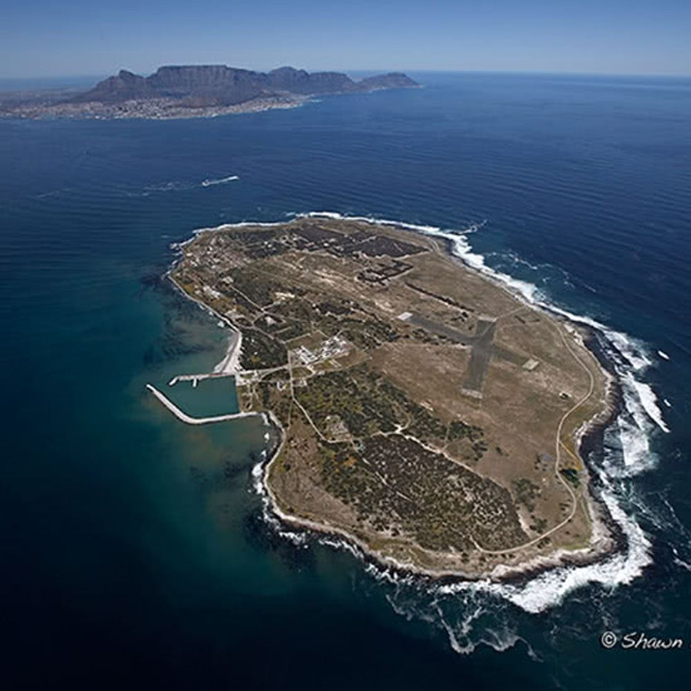 Robben Island,  Table Mountain, City of Cape,  Castle of Good Hope