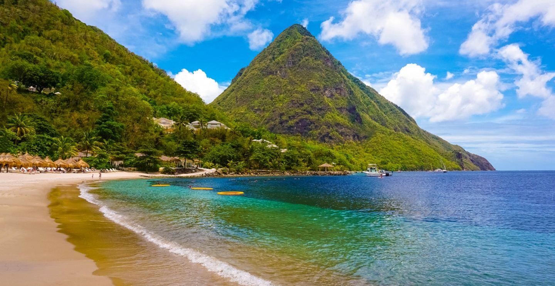 Saint Lucia Couples Trip