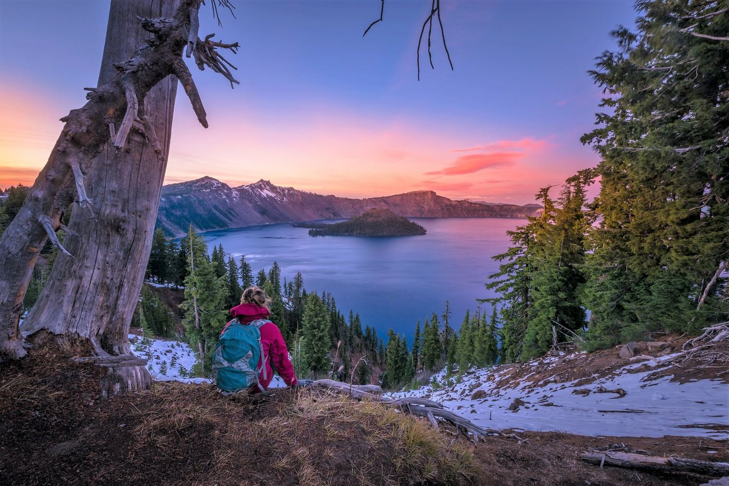 Crater Lake & Central Oregon