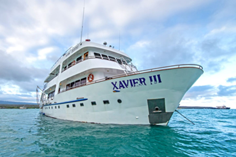 Saling Galapagos discovery (Xavier yacht)
