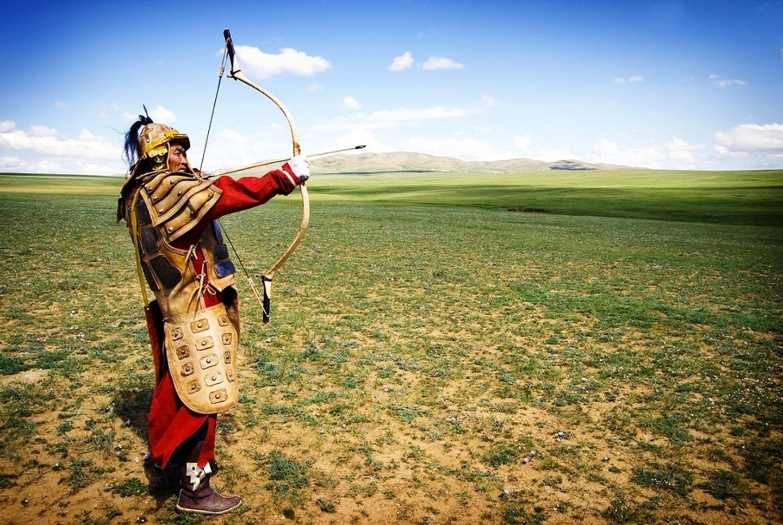 Mongolia road trip!