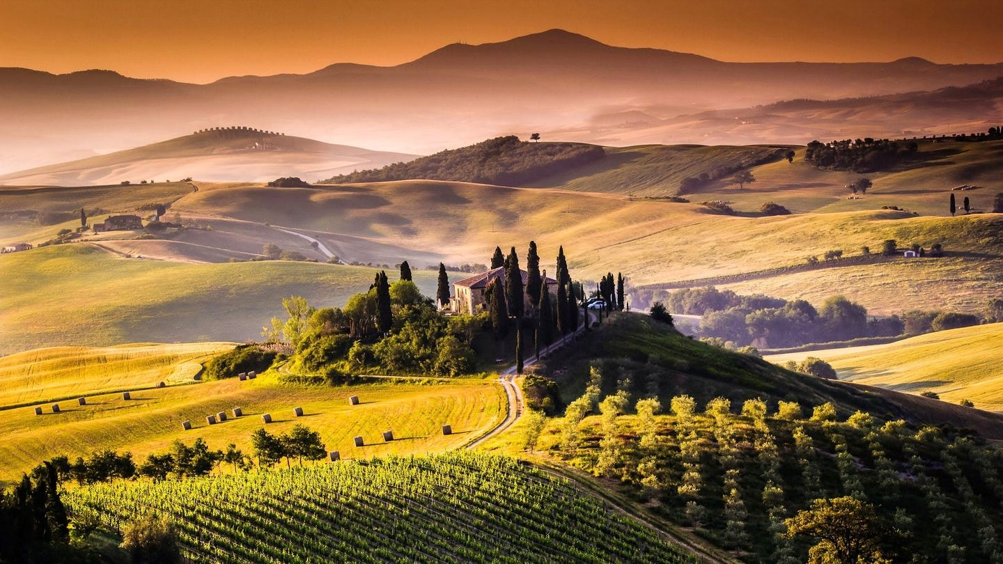 Yoga, Wellness and Culture in Tuscany