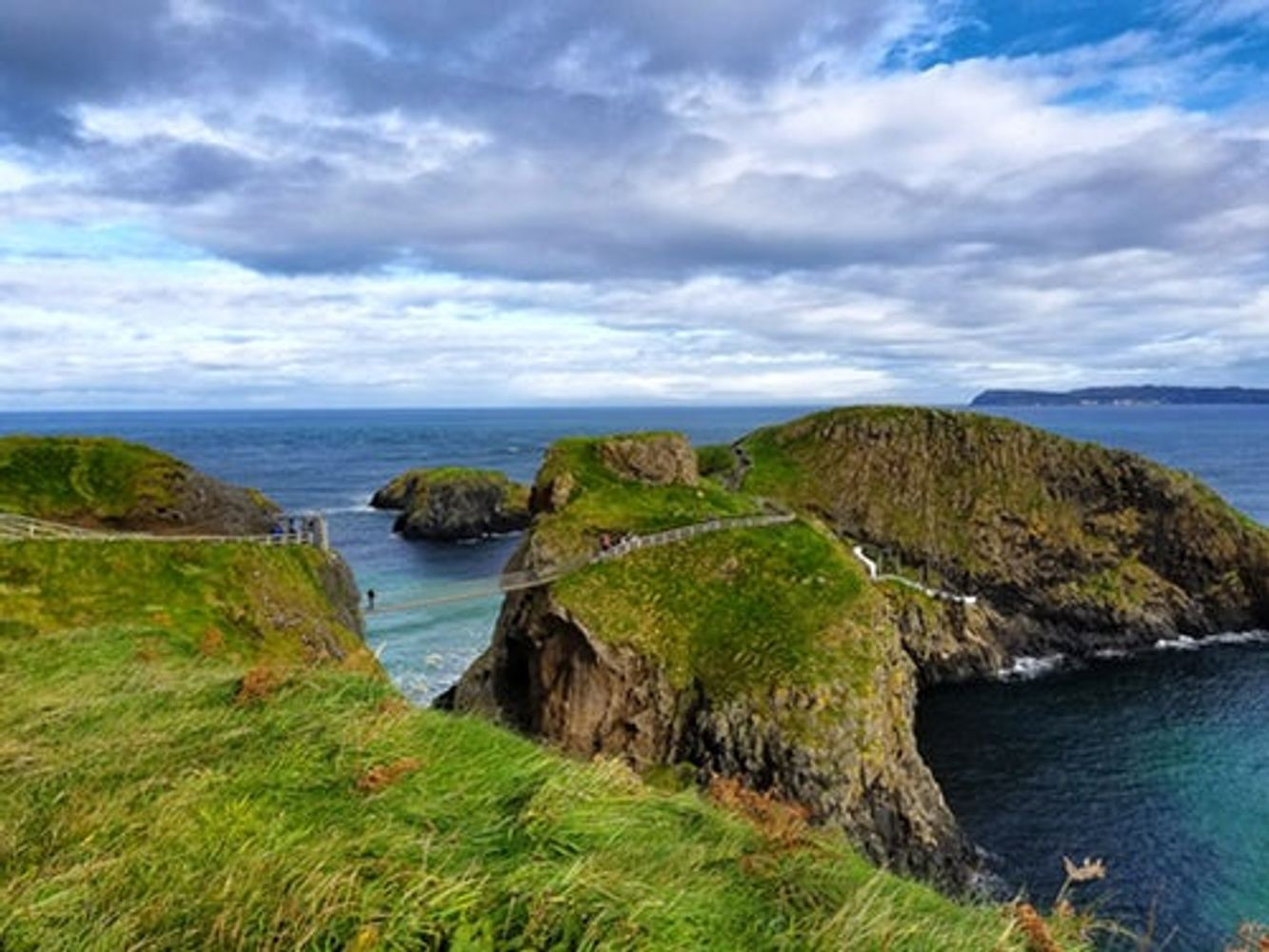 Glamping & Hiking Northern Ireland