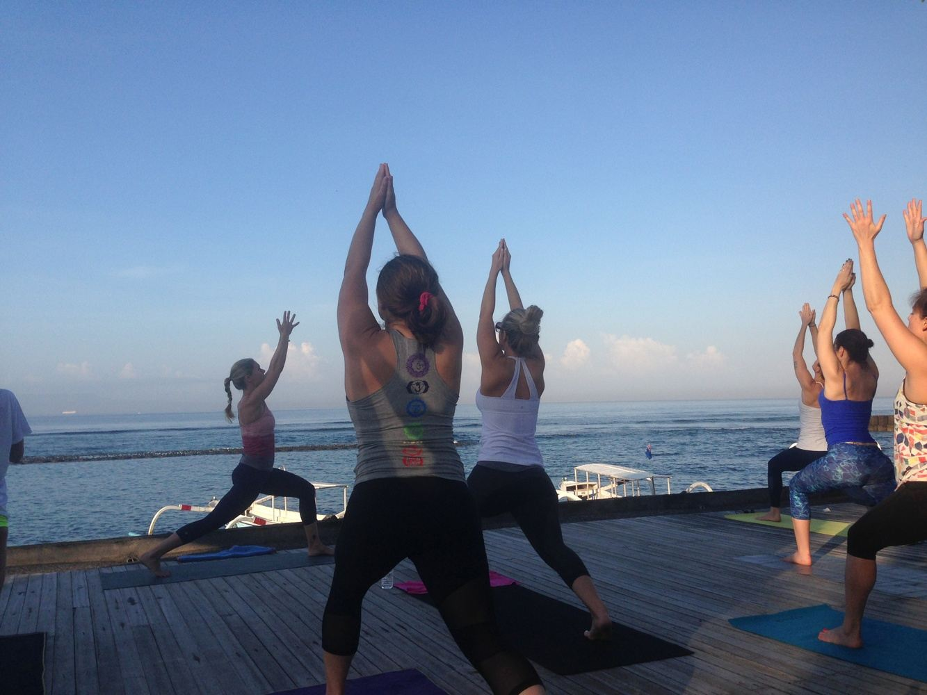 Bali Yoga Adventure with Yoga Travel Tree