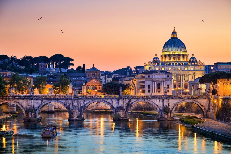 Italy ( Rome & Florence), Dubai, Cape Town family experience