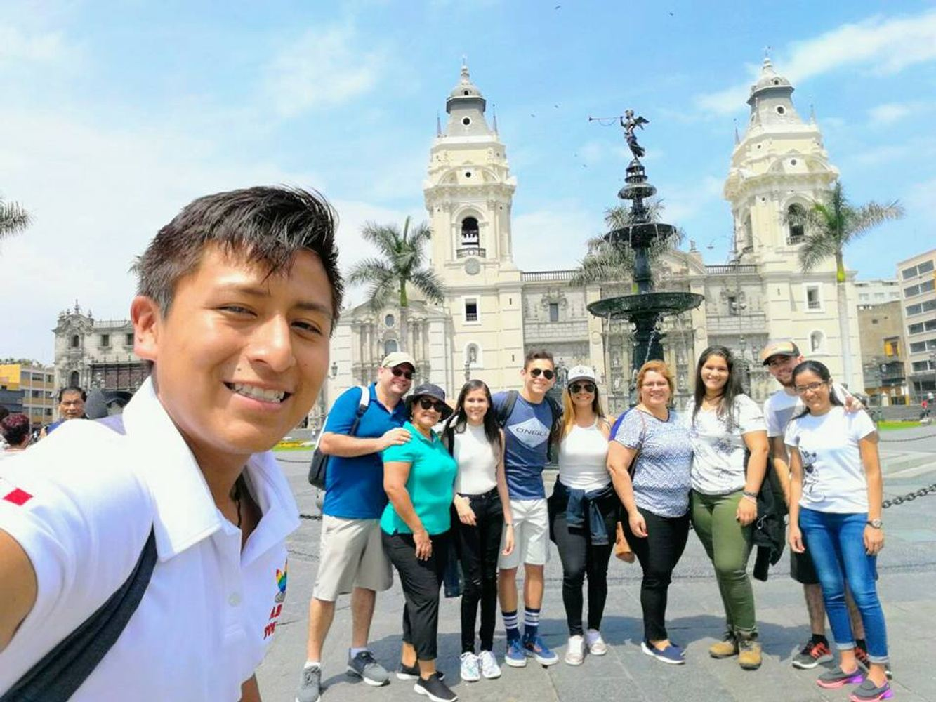 LIMA CITY TOUR - Kings and Queens
