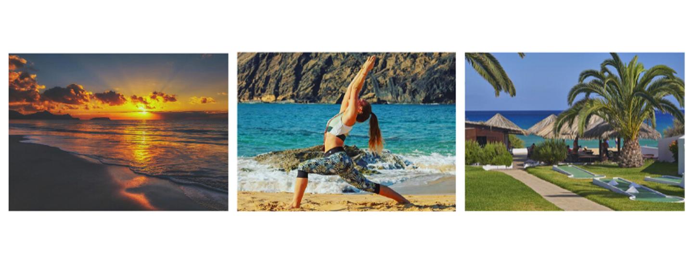 The beauty of Surya & Chandra - Yoga Retreat in Porto Santo