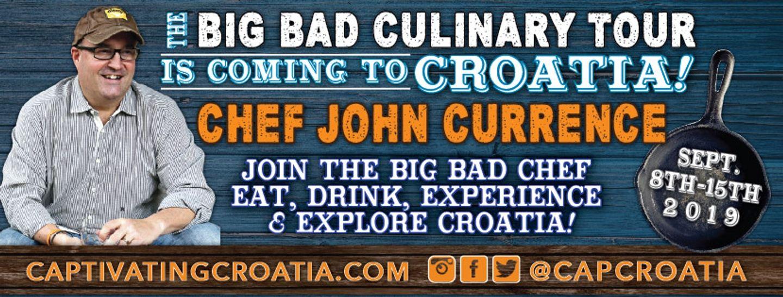 Chef John Currence's Big Bad Croatian Culinary Tour