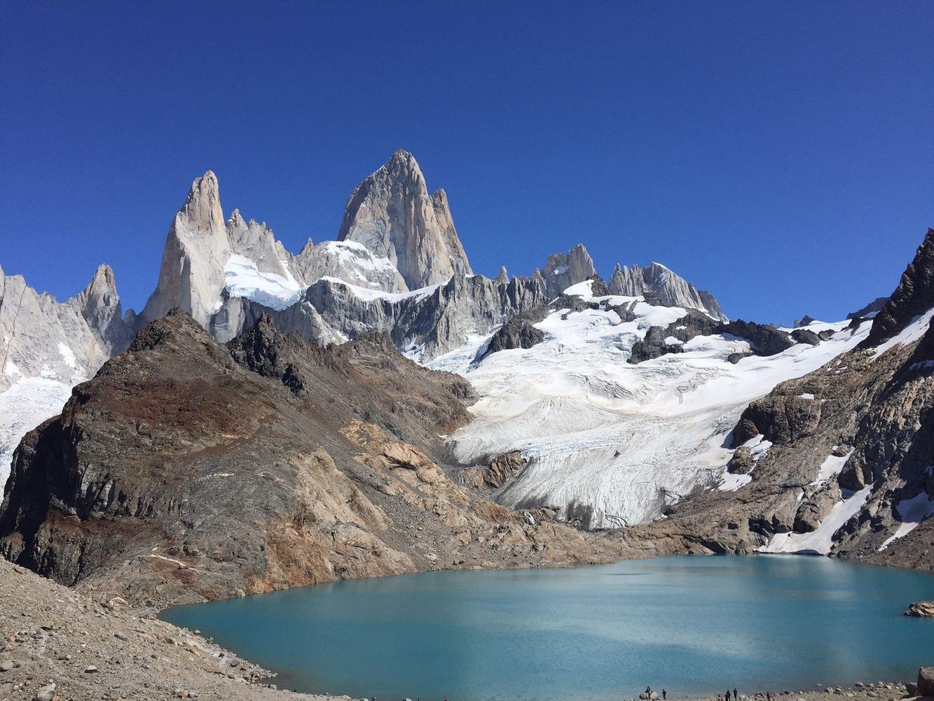 Laguna de los tres day hike