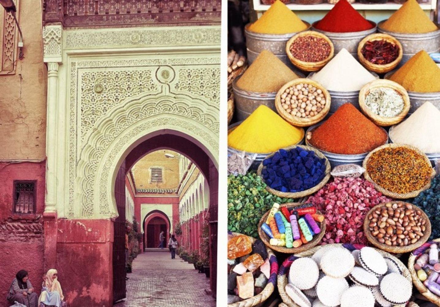 Marrakech...Love at first sight!