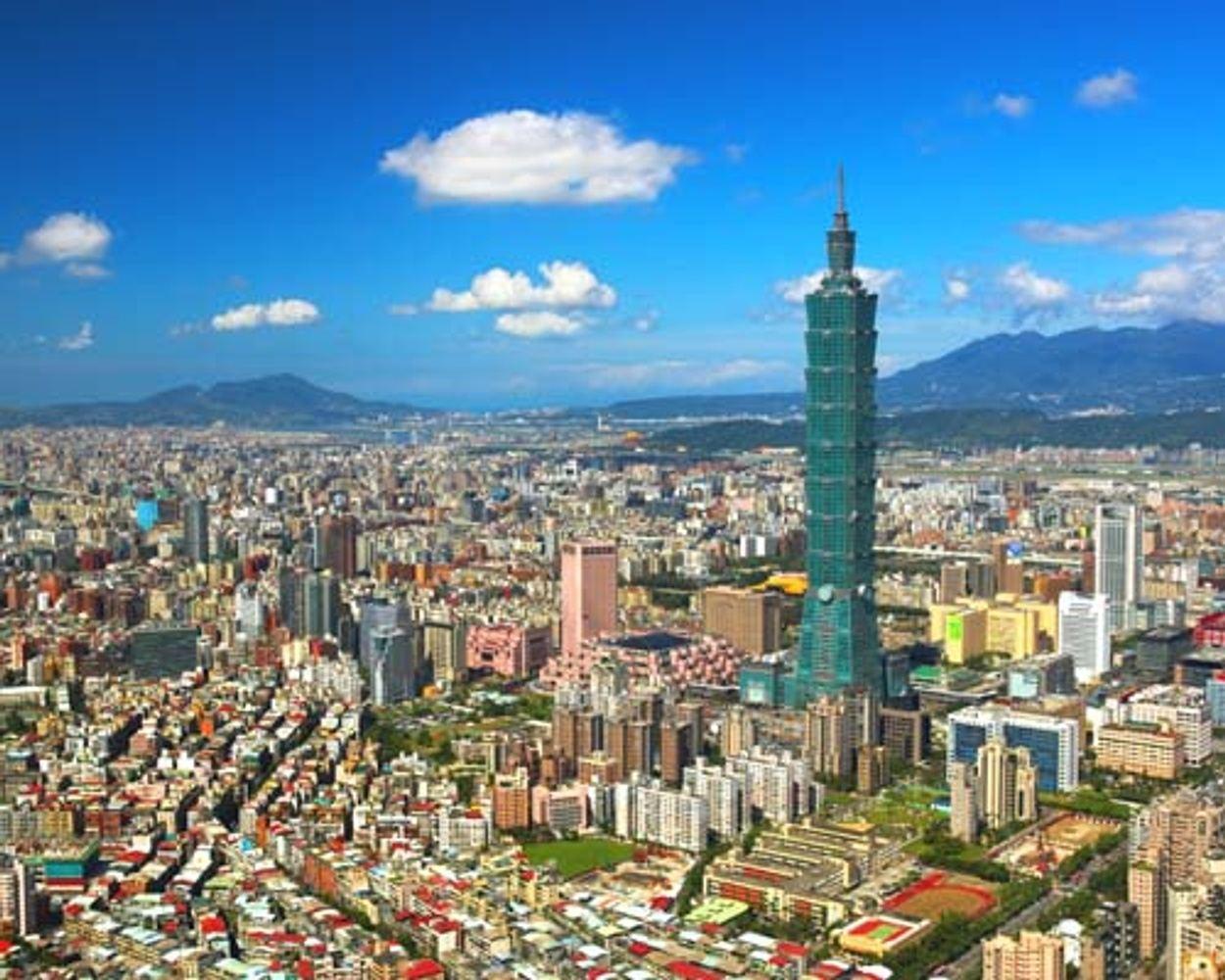 Taipei City tour