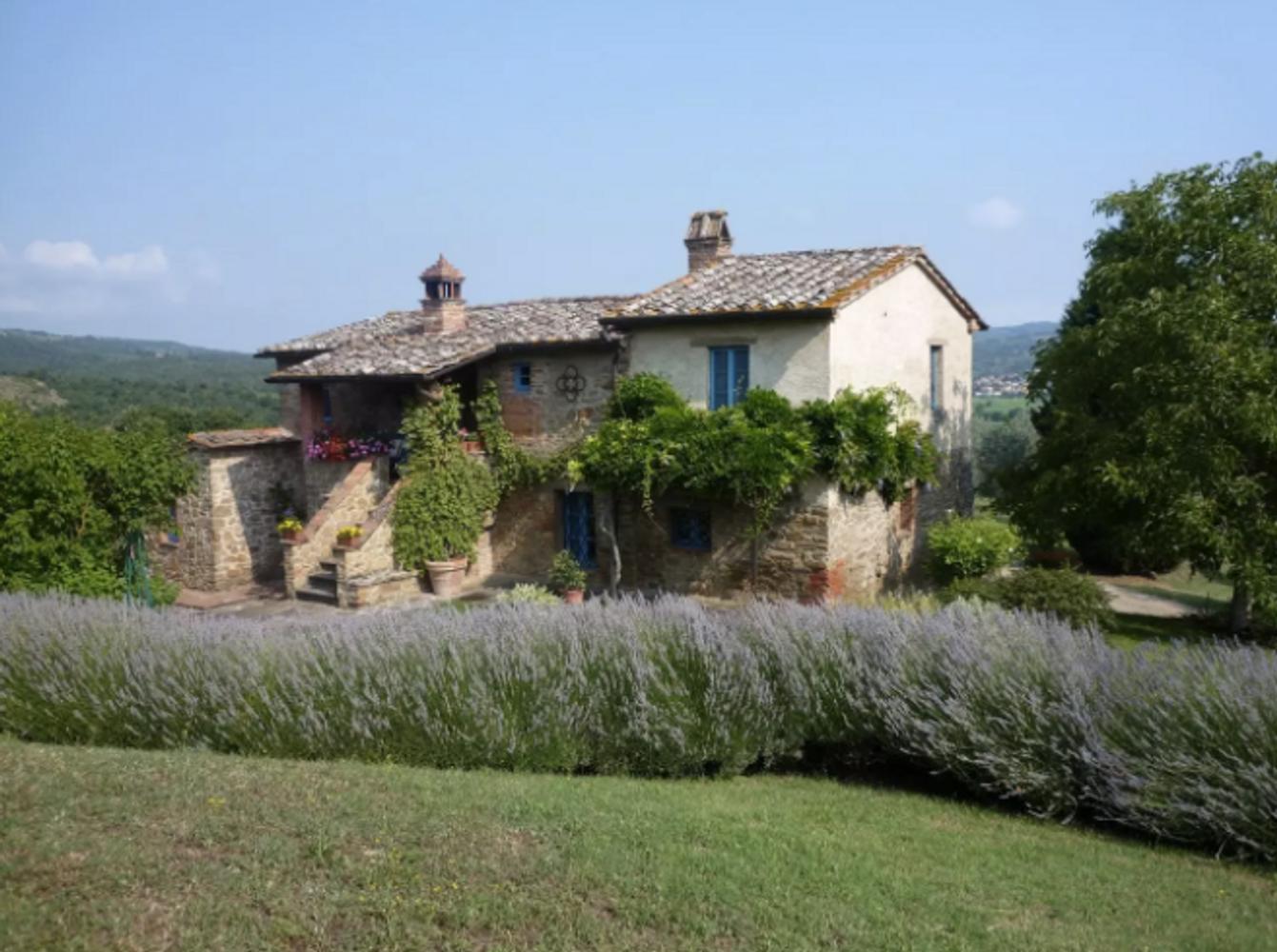 Return to Love: Reclaim Joy in Tuscany