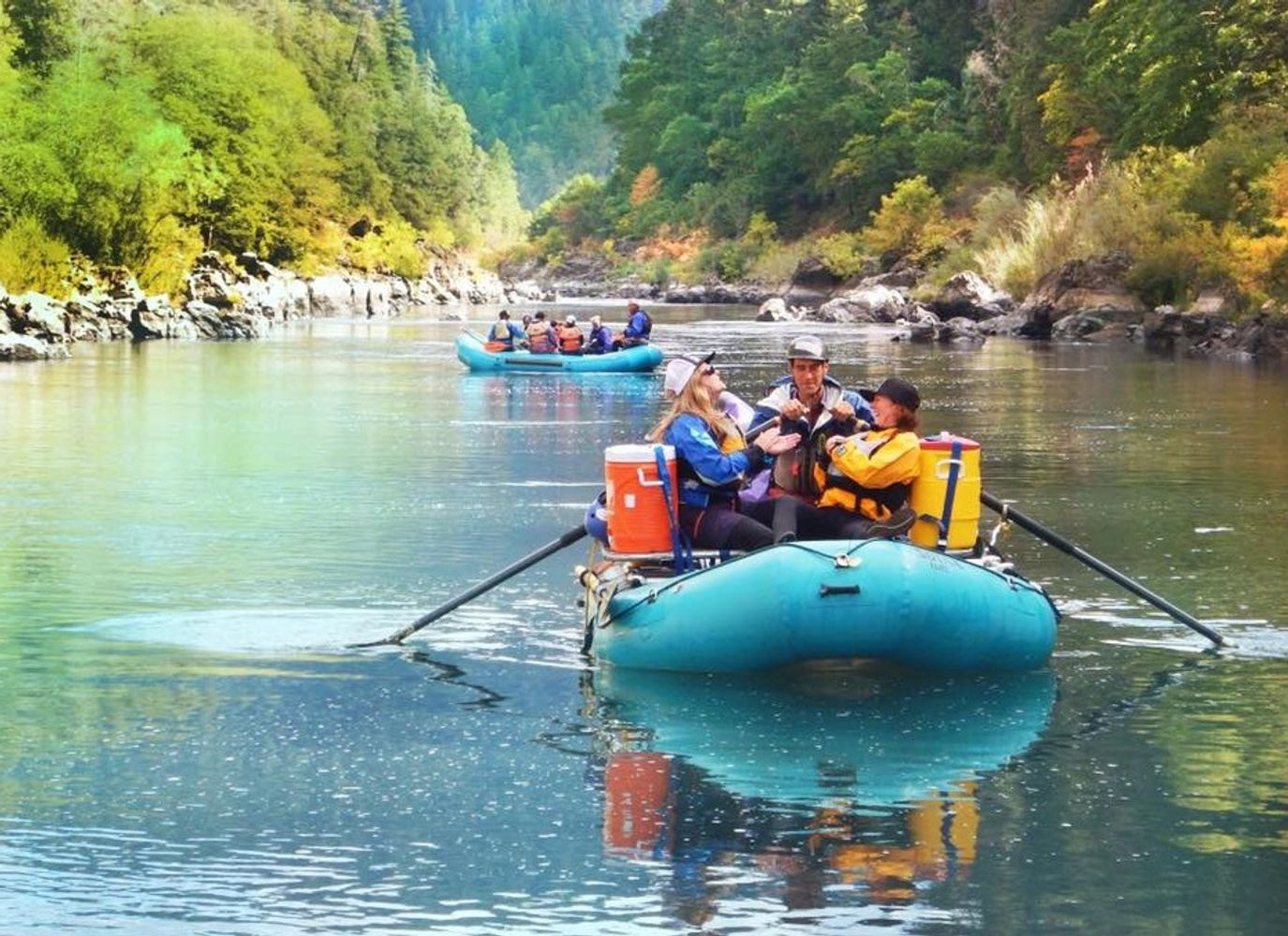 7 Days on the Majestic Rogue River