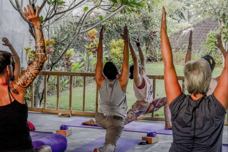 3 Days Affordable Solo Yoga Retreat in Ubud