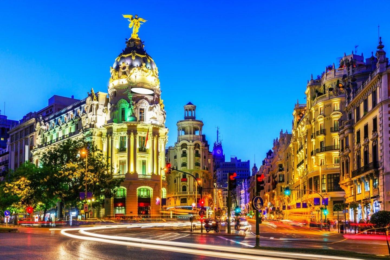 INSEAD - Trip to Madrid