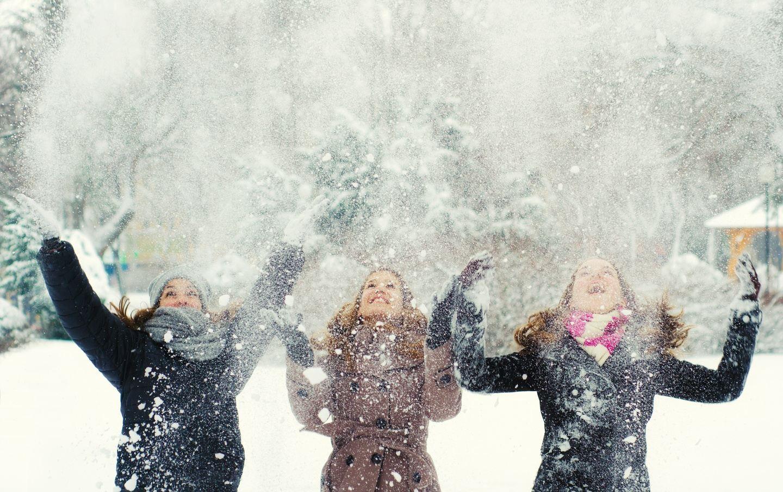 Winter Wonderland Retreat: A return to your true nature