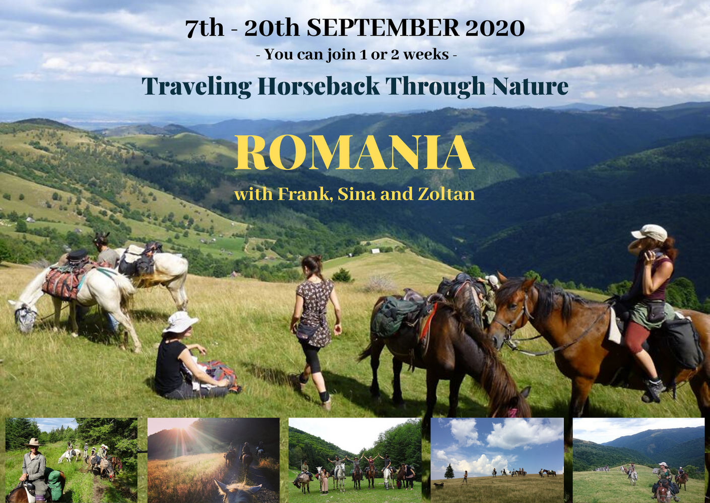 With Horses Through Romania