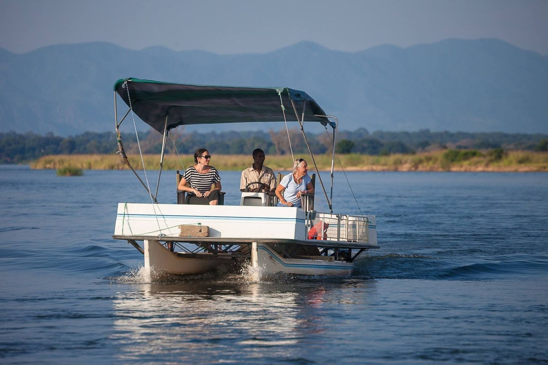 4 Days Breathtaking Safari in Lower Zambezi National Park
