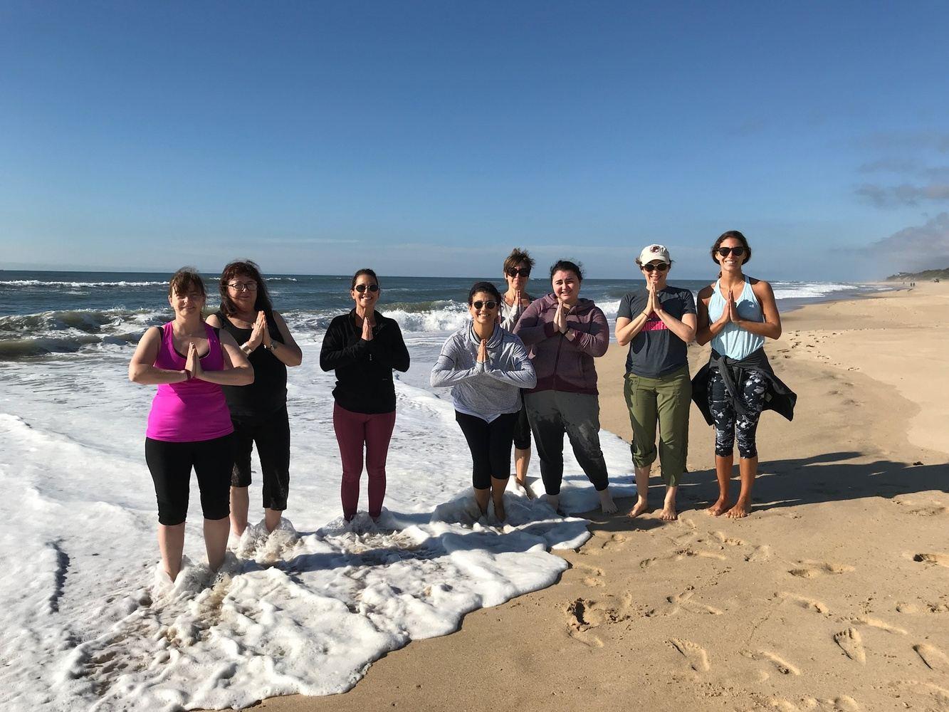 Self-Compassion Retreat by the Sea!