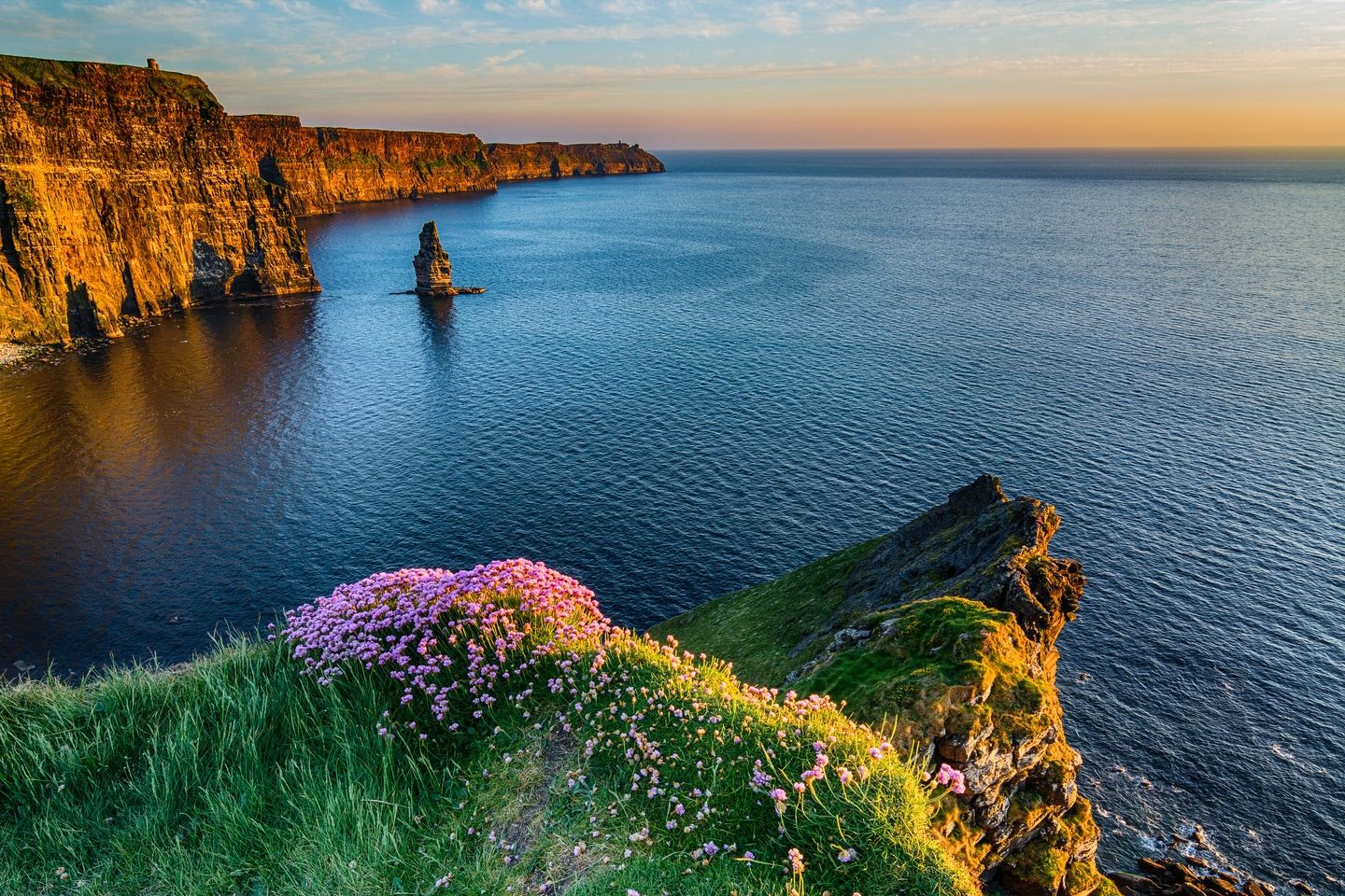 Cliffs of Moher, County Clare 7-Night  Retreat