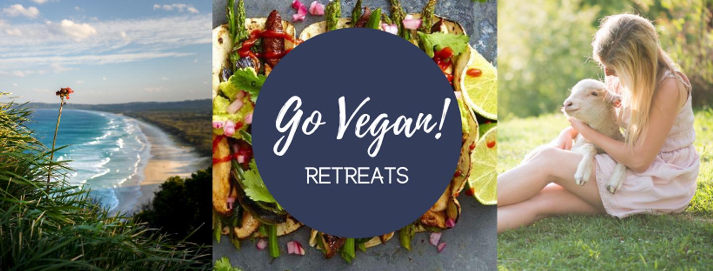 GO VEGAN! weekend retreat