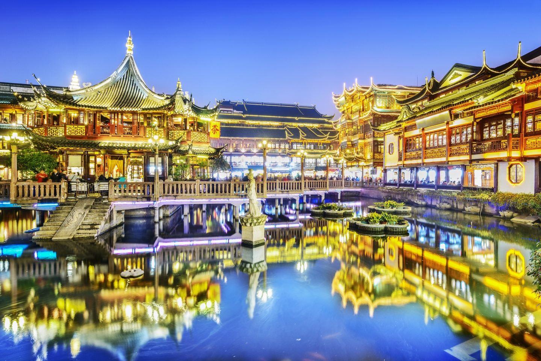 RUKUTAI OCT 5-Star VIP 9 Day, 8 Night China Business Tour - US$3,777*
