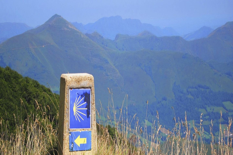 Camino Santiago Spain Hiking Adventure