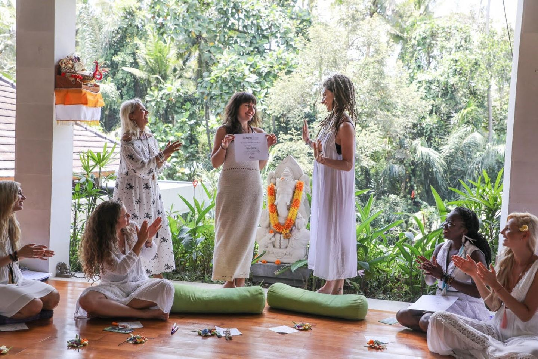 22 Day Bali Beach Yoga Teacher Training